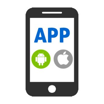 APP ANDROID + iOS (iPhone/iPad)